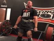 deadlift with belt
