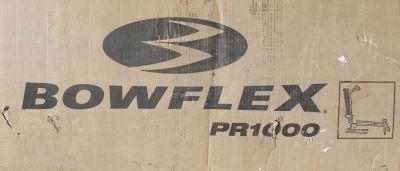 Bowflex PR1000 Box