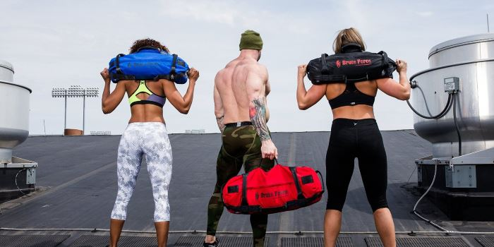 best training sandbags