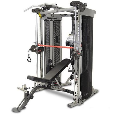 inspire fitness functional trainer
