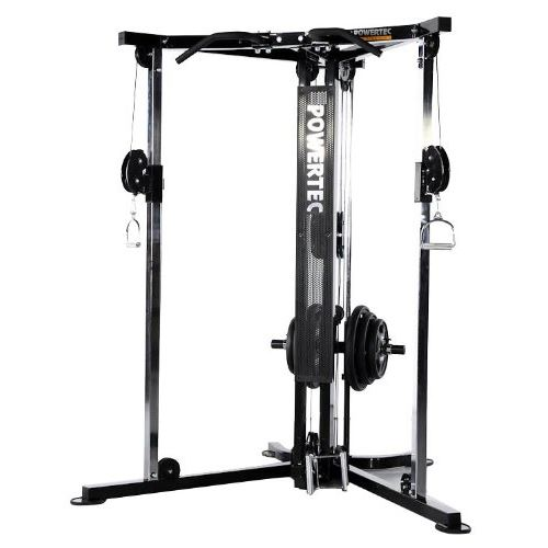 powertec workout functional trainer