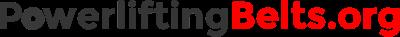 PowerLiftingBelts.org Logo