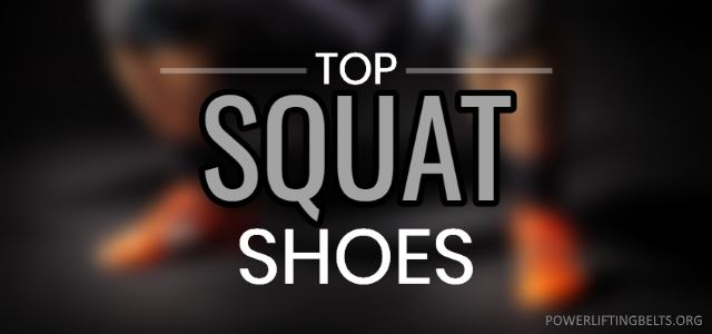 top squat shoes