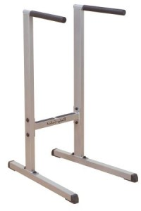 body solid gym dip station