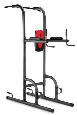 weider power tower dip station