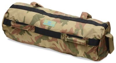 garage fit training sandbag camo
