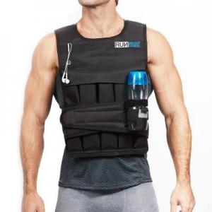 runfast adjustable weighted vest