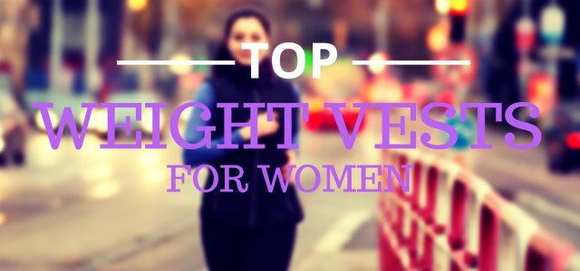 top weighted vests for women