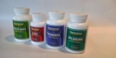 crazy bulk supplements review ft