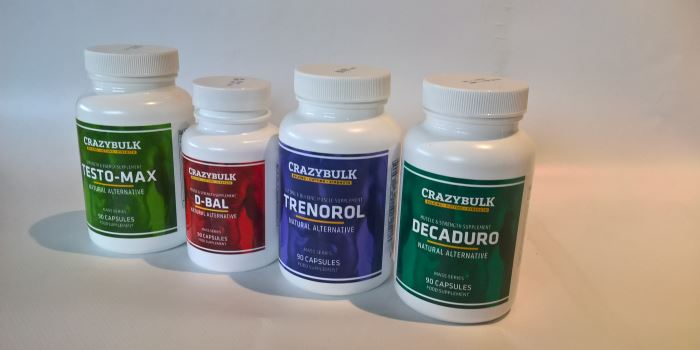 crazy bulk supplements review ft