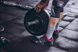 Reebok Crossfit Lifter weights