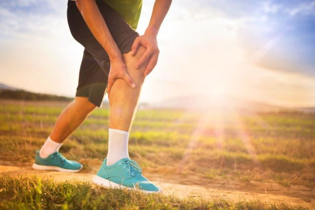 leg injury