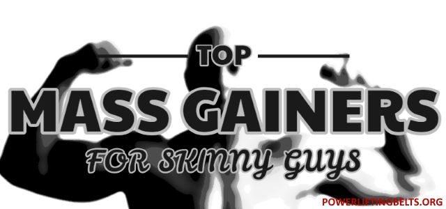 top mass gainers for skinny guys