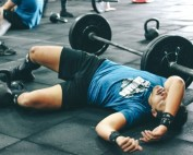 man collapsed after CrossFit