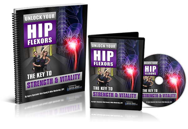 Deep Hip Flexors