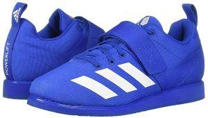 adidas powerlift shoe blue
