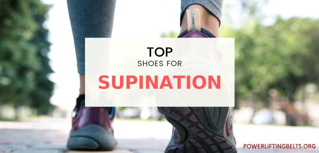 top shoes for supination