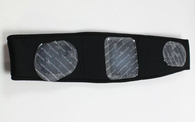 flex belt electrode pads