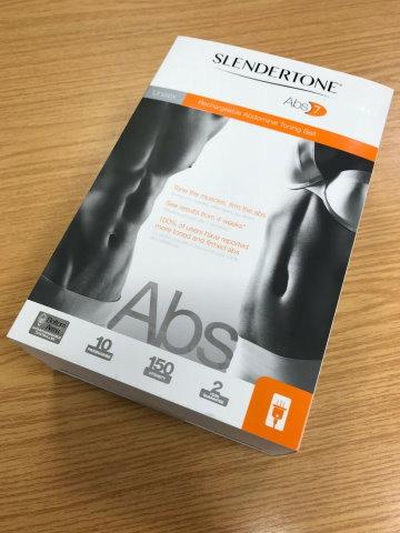 slendertone abs7 box