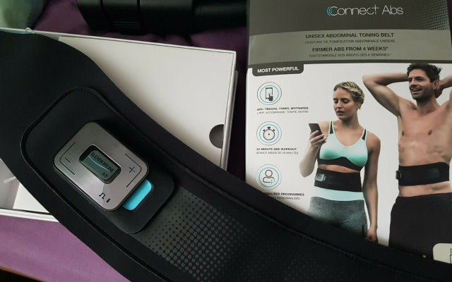 slendertone connect abs package