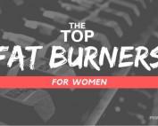 top fat burners for women